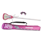 Brine Dynasty Rise Lacrosse Starter Pack (Neon Pink)