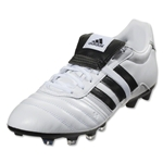 adidas Gloro FG (White/Core Black)