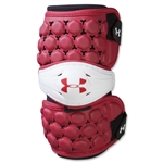 Under Armour VFT Lacrosse Arm Pads (Red)