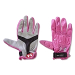 Under Armour Illusion Women's Lacrosse Gloves (Pink)