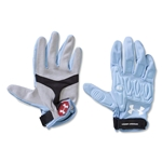 Under Armour Illusion Women's Lacrosse Gloves (Sky)