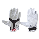 Under Armour Illusion Women's Lacrosse Gloves (White)