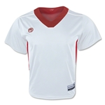 Maverik Cipher Jersey (White/Red)