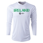 Ireland Euro 2016 Core Long Sleeve Training Top (White)