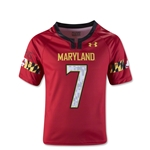 Under Armour Maryland Lacrosse Youth Jersey