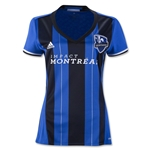 Montreal Impact 2016 Womens Home Soccer Jersey