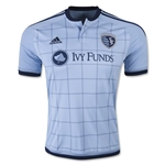 Sporting KC 2015 Home Soccer Jersey