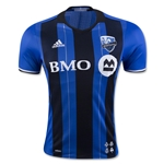 Montreal Impact 2016 Authentic Home Soccer Jersey