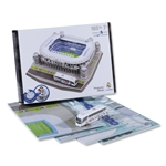 Real Madrid 3D Stadium Puzzle