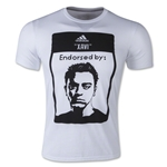 Xavi Face T-Shirt (White)
