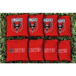 DC United Cornhole Bag Set