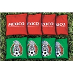 Mexico Cornhole Bag Set