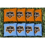 Houston Dynamo Cornhole Bag Set