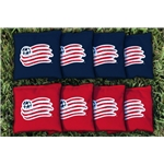 New England Revolution Cornhole Bag Set