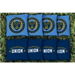 Philadelphia Union Cornhole Bag Set