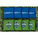 Seattle Sounders Cornhole Bag Set