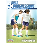 Drill Progressions for Youth Soccer DVD