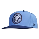 New York City FC Intro Snapback Hat