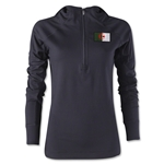 Algeria Women's 1/4 Zip Training Hoody