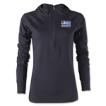 Uruguay Women's 1/4 Zip Training Hoody