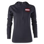 Austria Women's 1/4 Zip Training Hoody