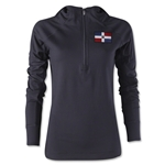 Dominican Republic Women's 1/4 Zip Training Hoody
