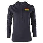 Bolivia Women's 1/4 Zip Training Hoody