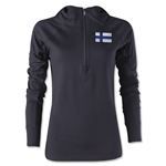 Finland Women's 1/4 Zip Training Hoody