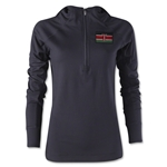Kenya Women's 1/4 Zip Training Hoody