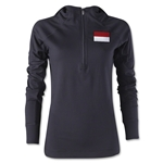 Indonesia Women's 1/4 Zip Training Hoody