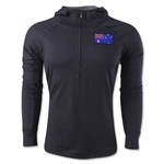 Australia 1/4 Zip Training Hoody