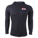 Croatia 1/4 Zip Training Hoody