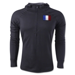 France 1/4 Zip Training Hoody