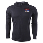 Serbia 1/4 Zip Training Hoody