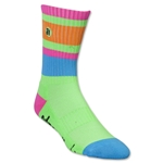 Adrenaline Lacrosse The Director Socks (Lime)