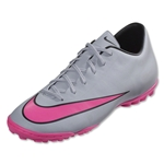Nike Mercurial Victory V TF (Wolf Gray/Hyper Pink)