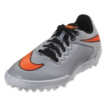 Nike Hypervenom Pro TF Junior (Wolf Grey/Total Orange/White/Black)