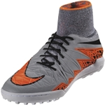 Nike Hypervenom Finale TF (Wolf Grey/Total Orange)