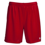 Under Armour Women's Golazo Short (Red)