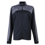 Under Armour Women's Futbolista Jacket (Black)