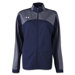 Under Armour Women's Futbolista Jacket (Navy)