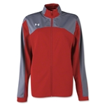 Under Armour Women's Futbolista Jacket (Red)