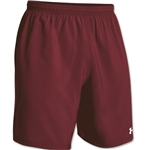 Under Armour Hustle Short (Maroon)