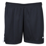 Nike Women's Academy Mesh Short (Black)