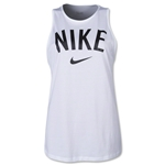 Nike Tomboy Graphic Women's Tank (White)
