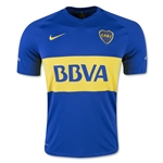 Boca Juniors 15/16 Home Soccer Jersey