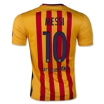 Barcelona 15/16 MESSI Away Soccer Jersey