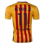 Barcelona 15/16 NEYMAR JR Away Soccer Jersey