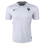 France 2015 Away Soccer Jersey