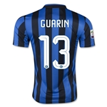 Inter Milan 15/16 GUARIN Home Soccer Jersey
